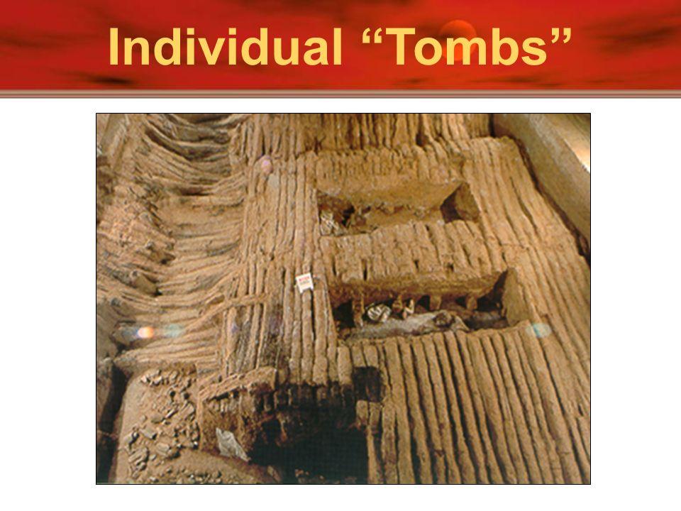 Individual Tombs