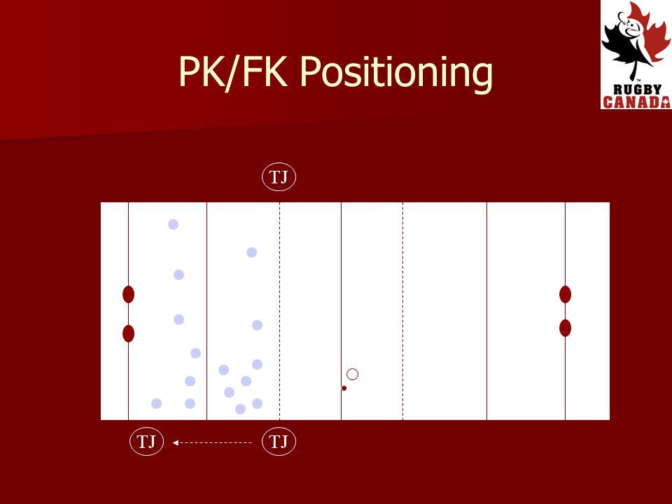 PK/FK Positioning TJ
