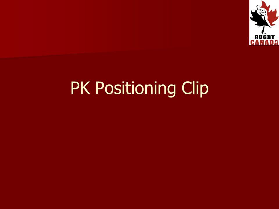 PK Positioning Clip
