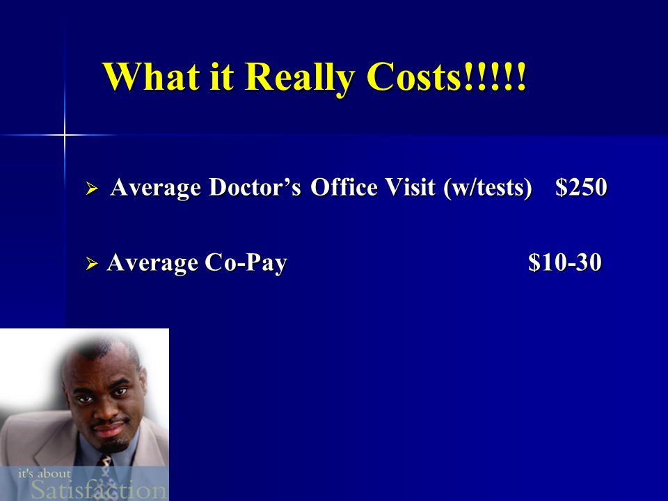 What it Really Costs!!!!.