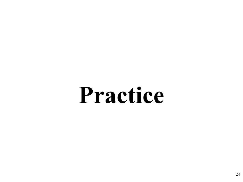 Practice 24