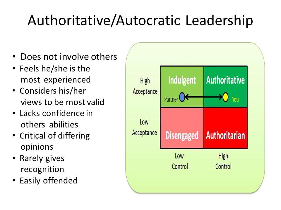 Leadership to Resolve Crisis