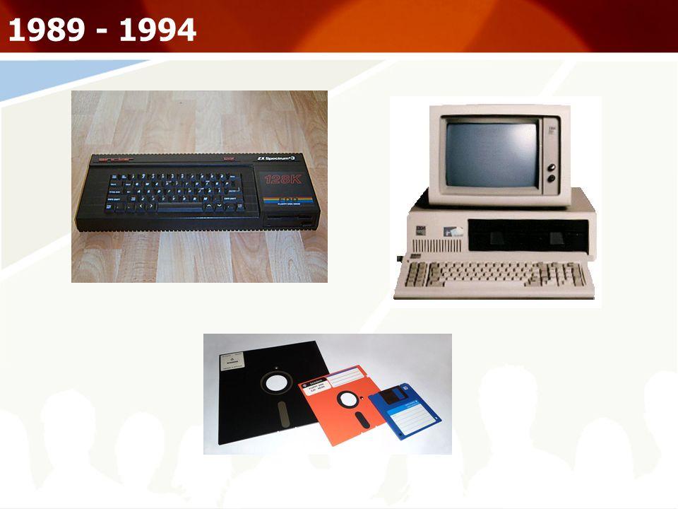 1989 - 1994