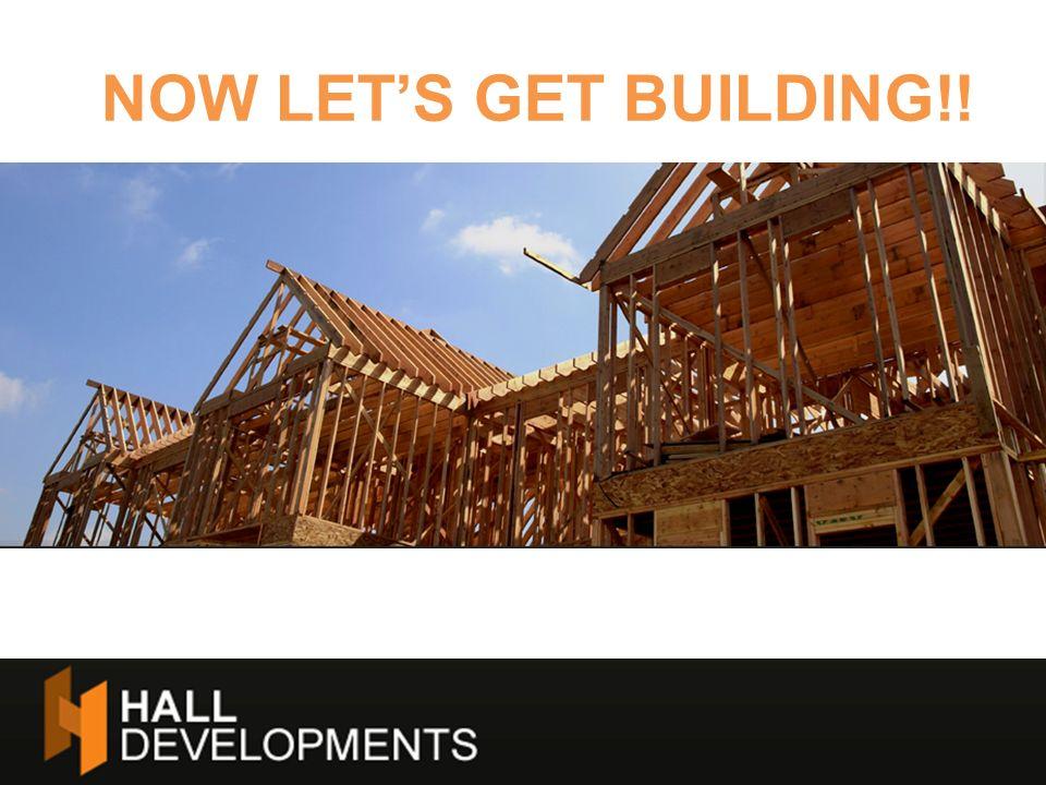 NOW LETS GET BUILDING!!
