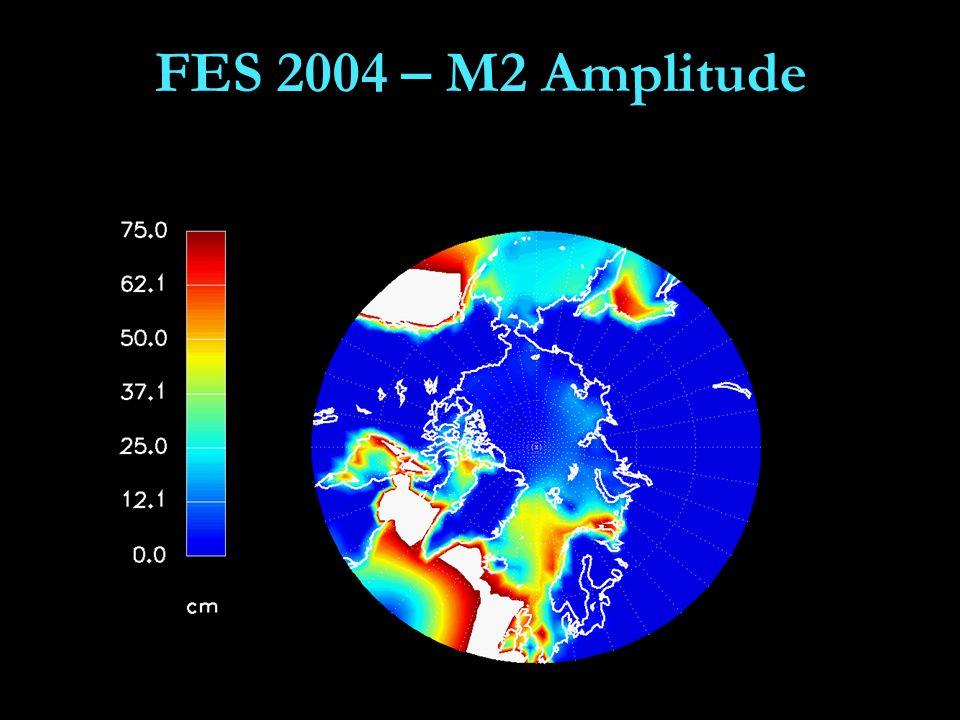 FES 2004 – M2 Amplitude