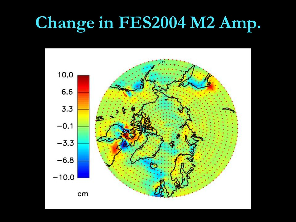 Change in FES2004 M2 Amp.