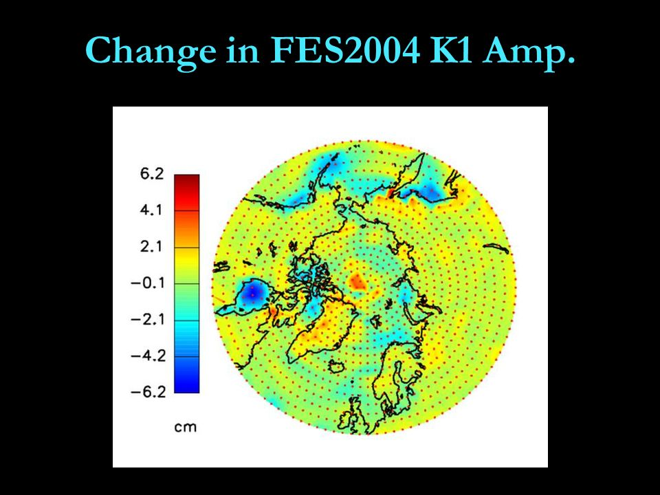 Change in FES2004 K1 Amp.