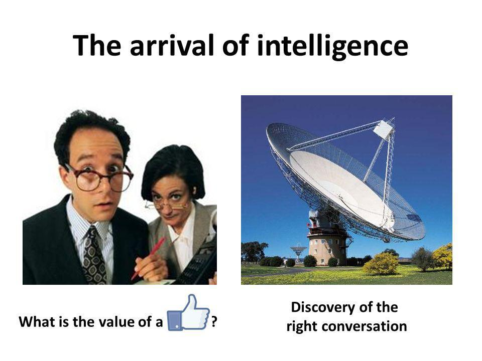 The arrival of intelligence Picture of accountant What is the value of a .