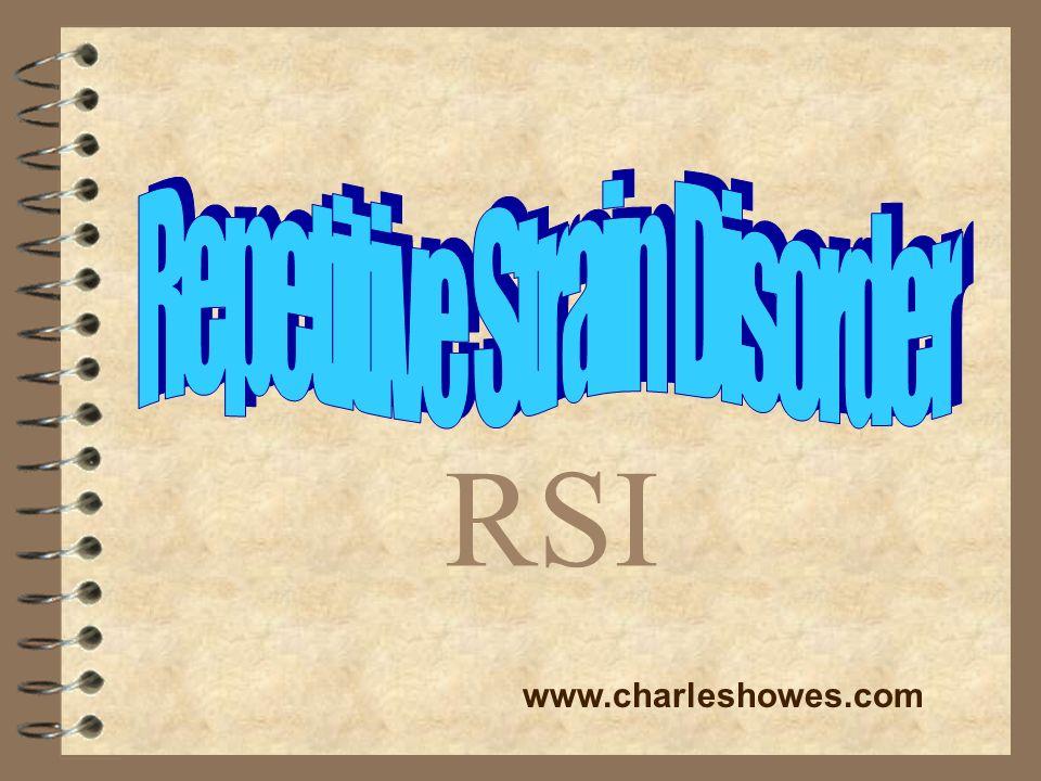 RSI www.charleshowes.com