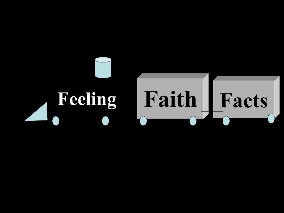 Faith Facts Feeling