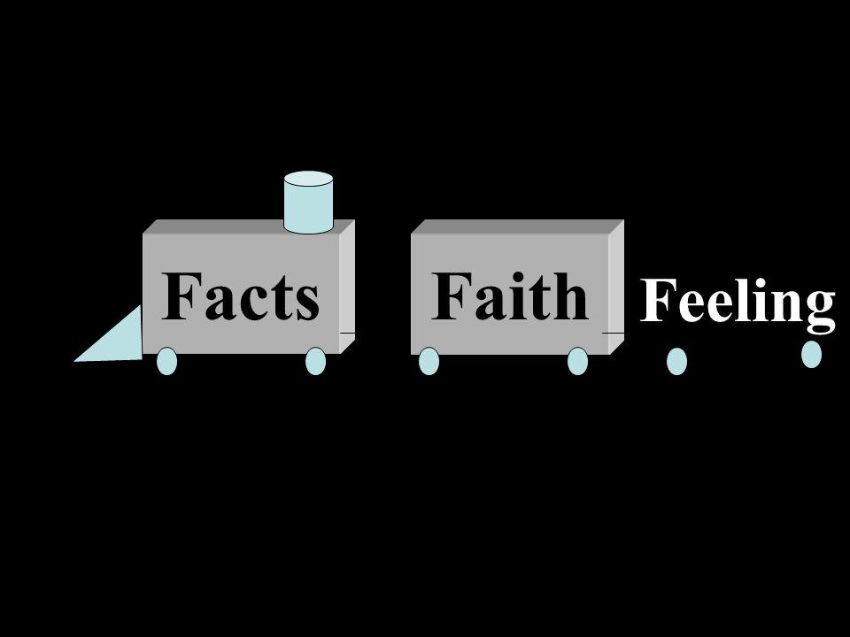 FaithFacts Feeling Truth Jesus