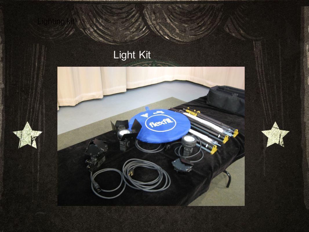 Lighting kit. Light Kit