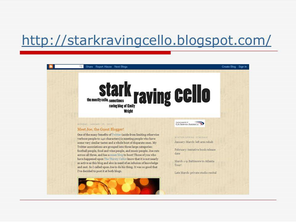 http://starkravingcello.blogspot.com/