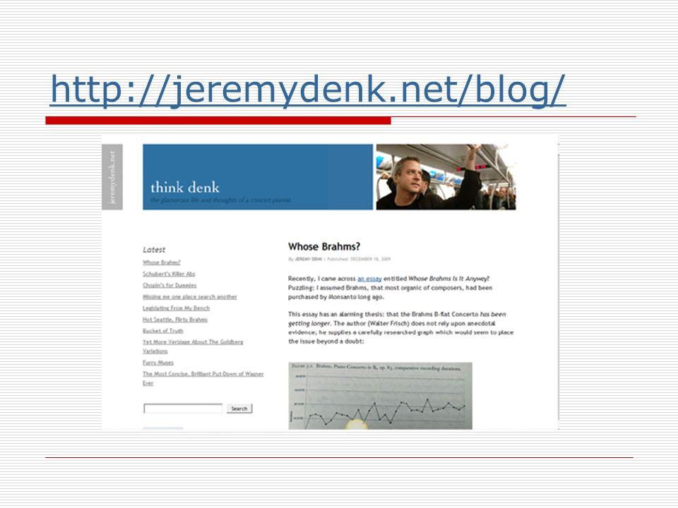 http://jeremydenk.net/blog/