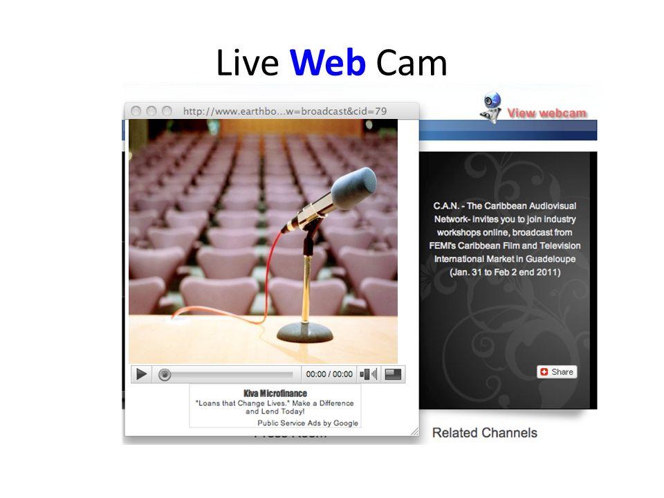 Live Web Cam