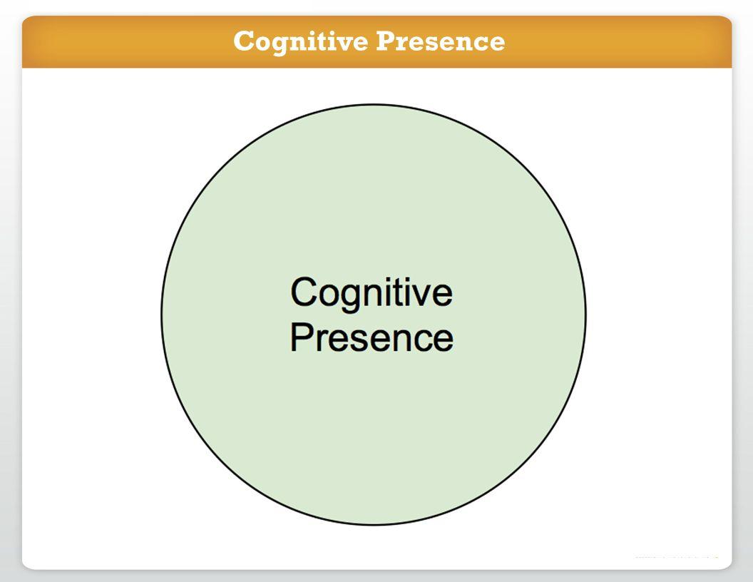 Cognitive Presence