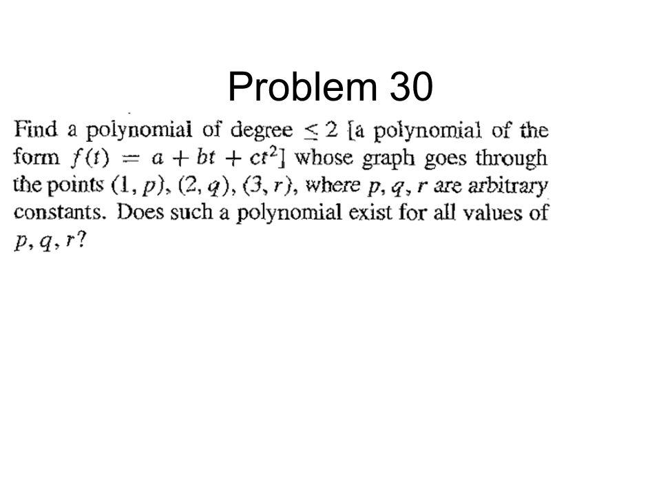 Problem 30