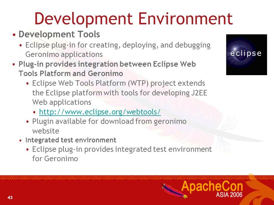 42 Development Enviornment
