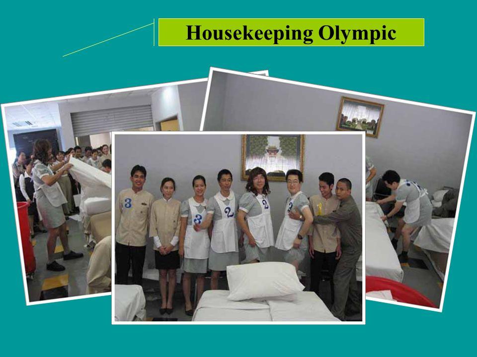 Housekeeping Olympic