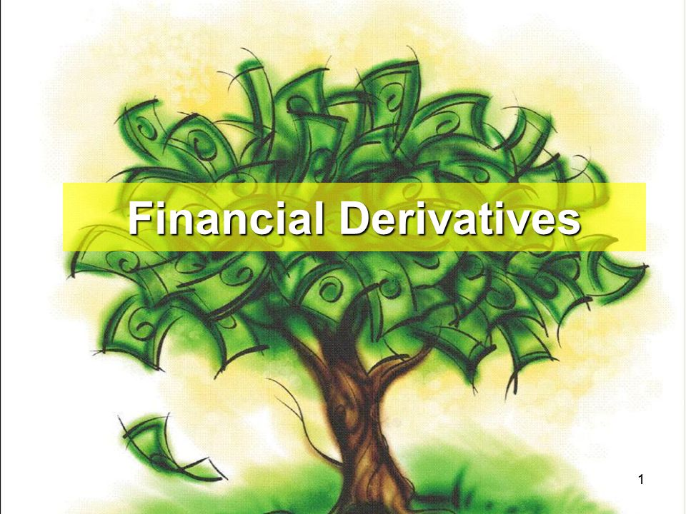 11 Financial Derivatives