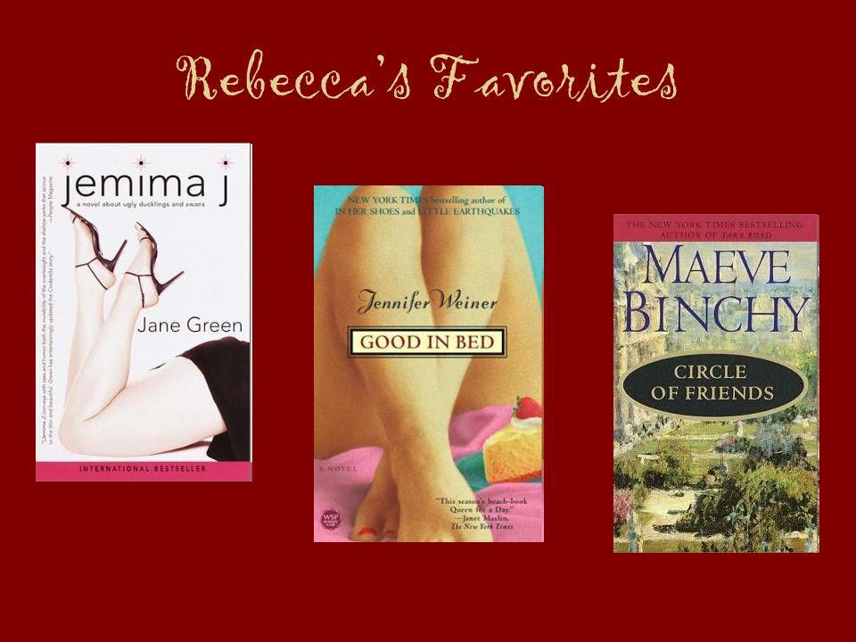 Rebeccas Favorites