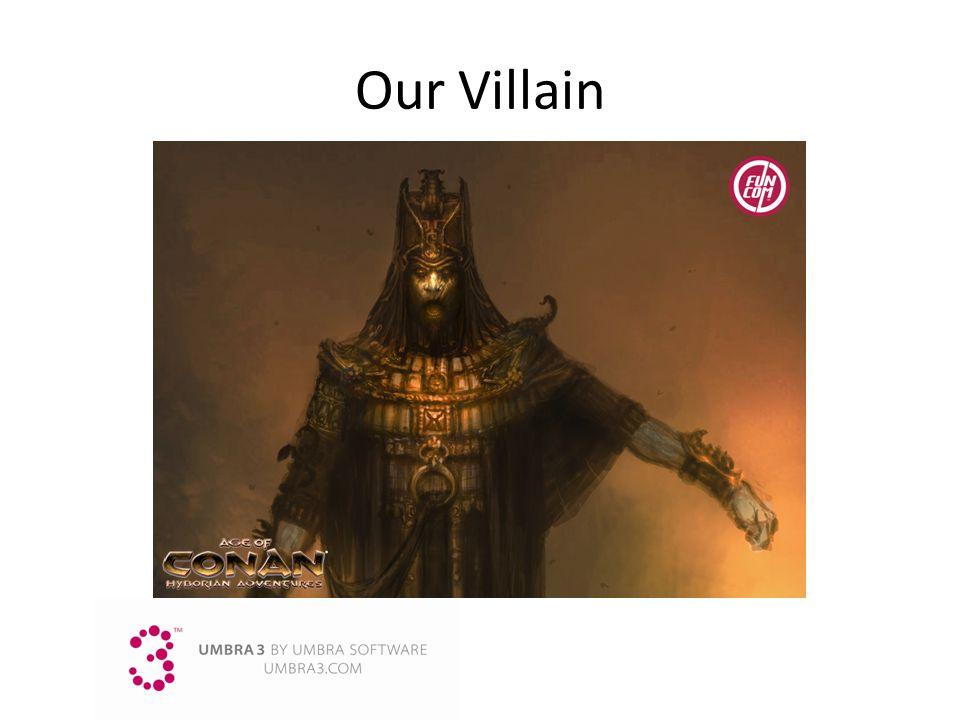 Our Villain