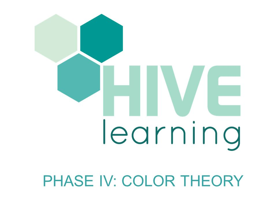PHASE IV: COLOR THEORY