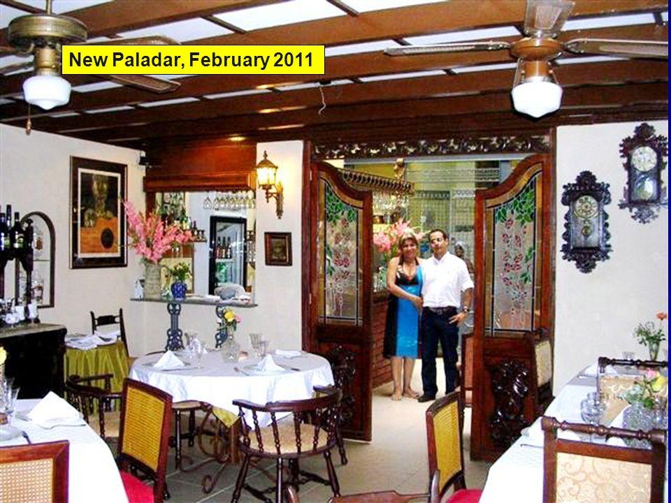 New Paladar, February 2011
