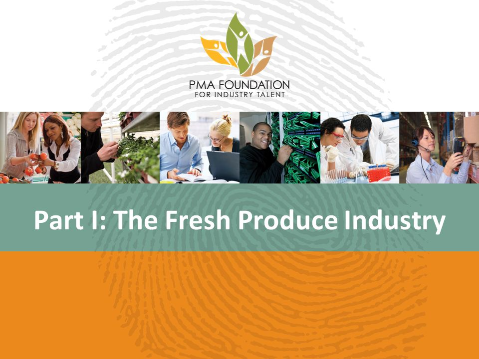 Part I: The Fresh Produce Industry