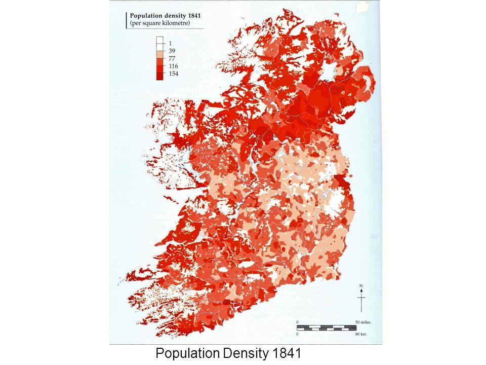 Population Density 1841