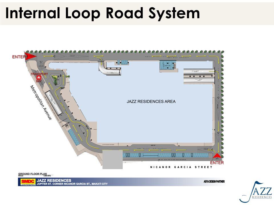 Internal Loop Road System Metropolitan Avenue