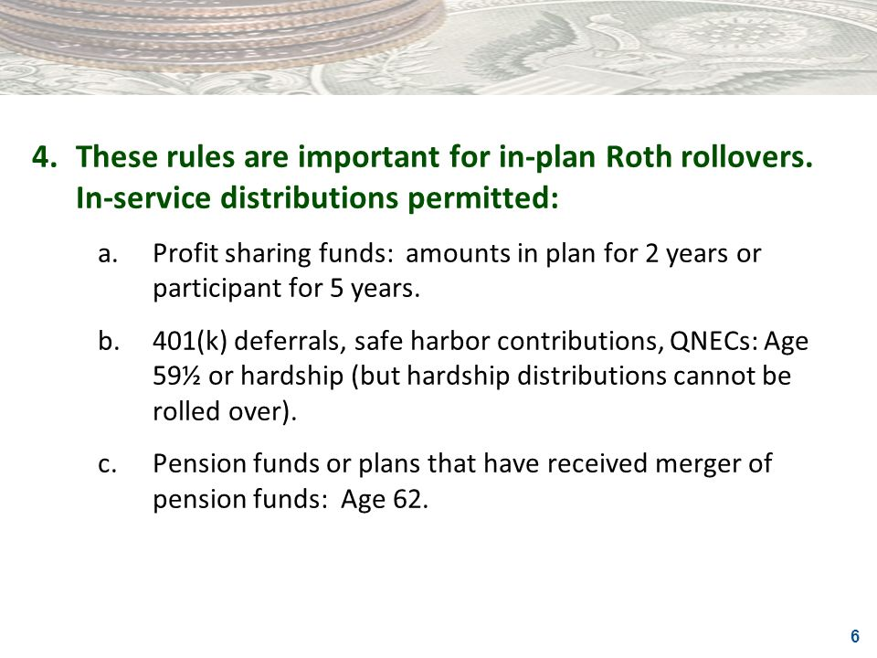 17 c.Rollovers by Nonspouse Beneficiaries (Pension Protection Act of 2006).