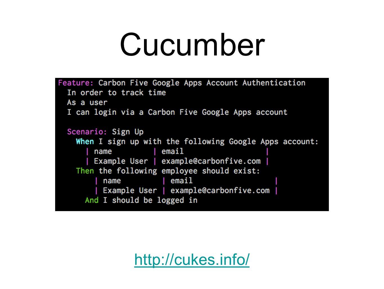 Cucumber http://cukes.info/