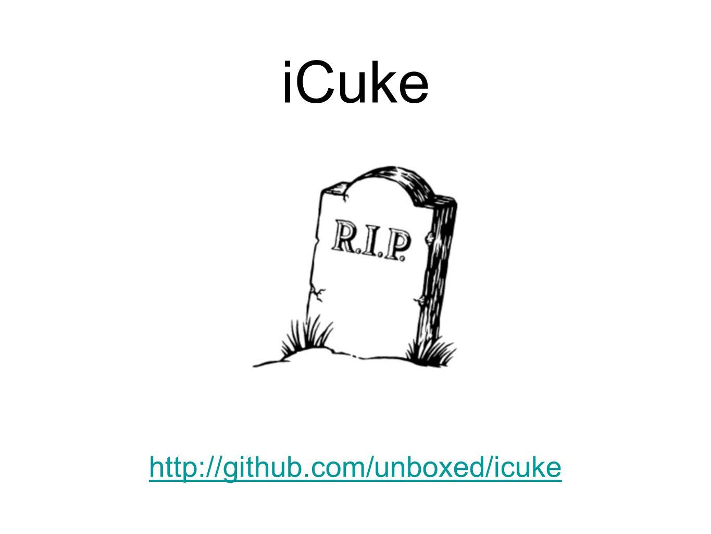 iCuke http://github.com/unboxed/icuke