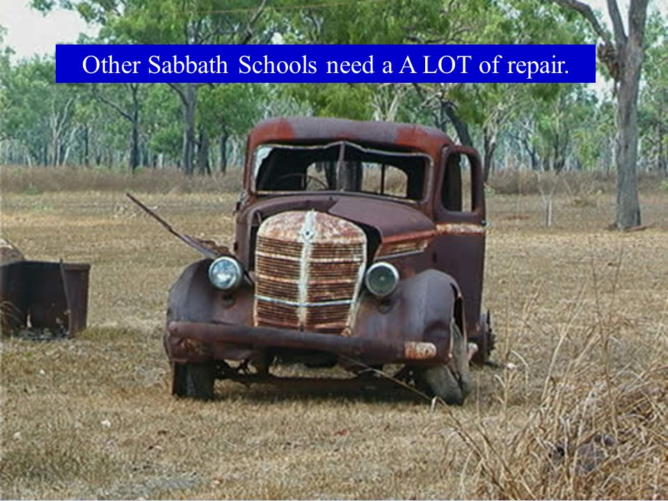 The Sabbath School, when rightly managed, possesses marvelous power, and is adapted to doing a great work, but it is not now what it may and should be.
