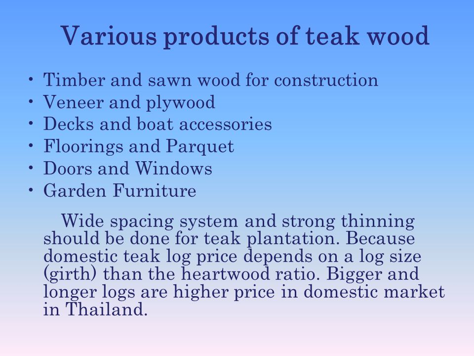 Various products of teak wood Timber and sawn wood for construction Veneer and plywood Decks and boat accessories Floorings and Parquet Doors and Wind