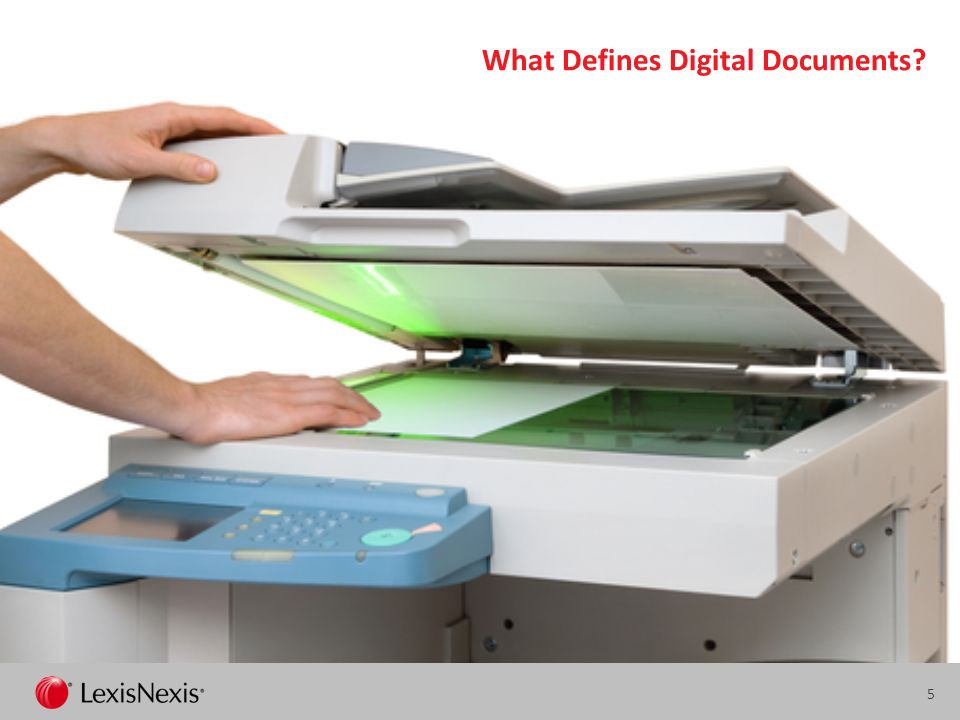 5 What Defines Digital Documents?
