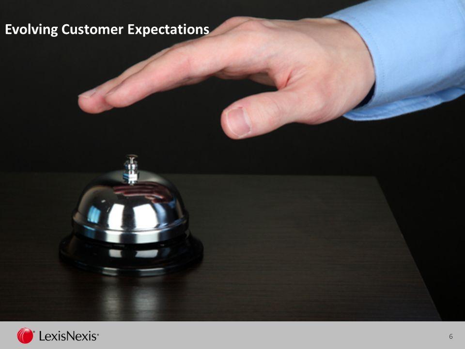6 Evolving Customer Expectations