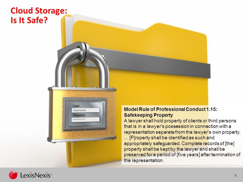 8 Cloud Storage: Is It Safe.