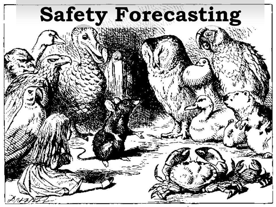 Safety Forecasting