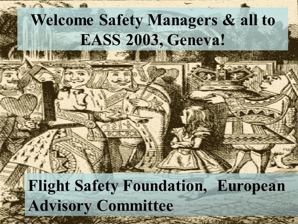Flight Safety Foundation, European Advisory Committee