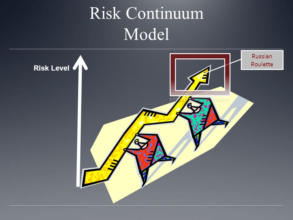 Risk Continuum Model Risk Level