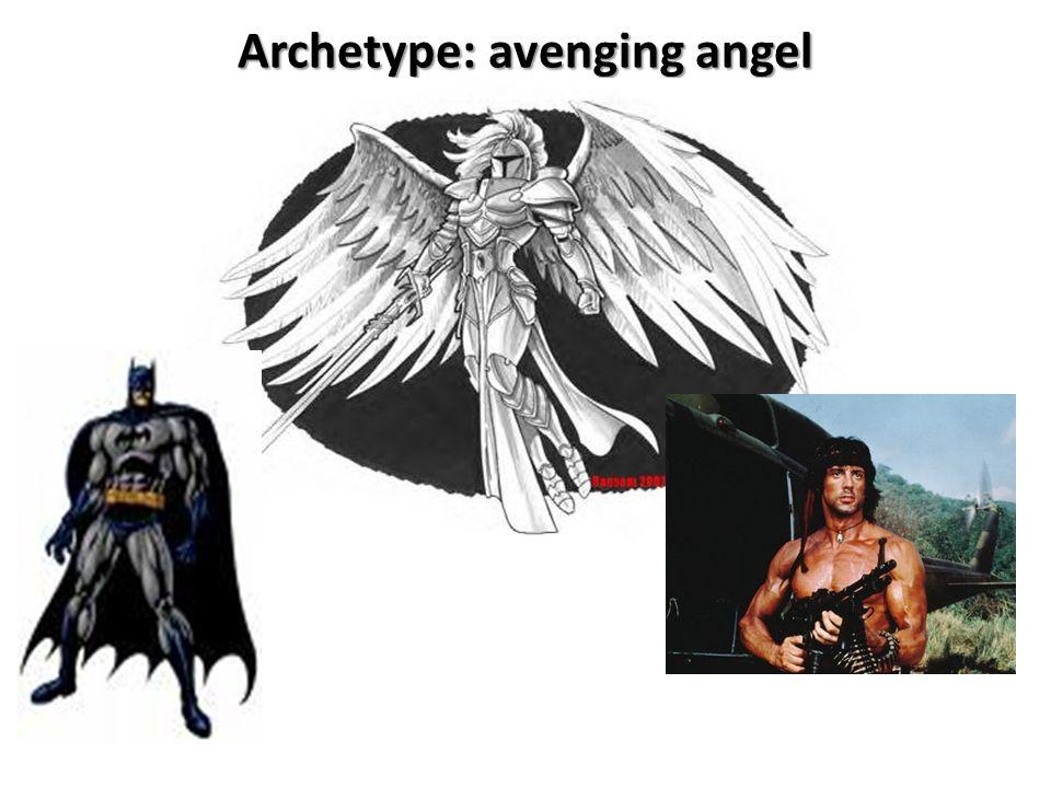 Archetype: avenging angel