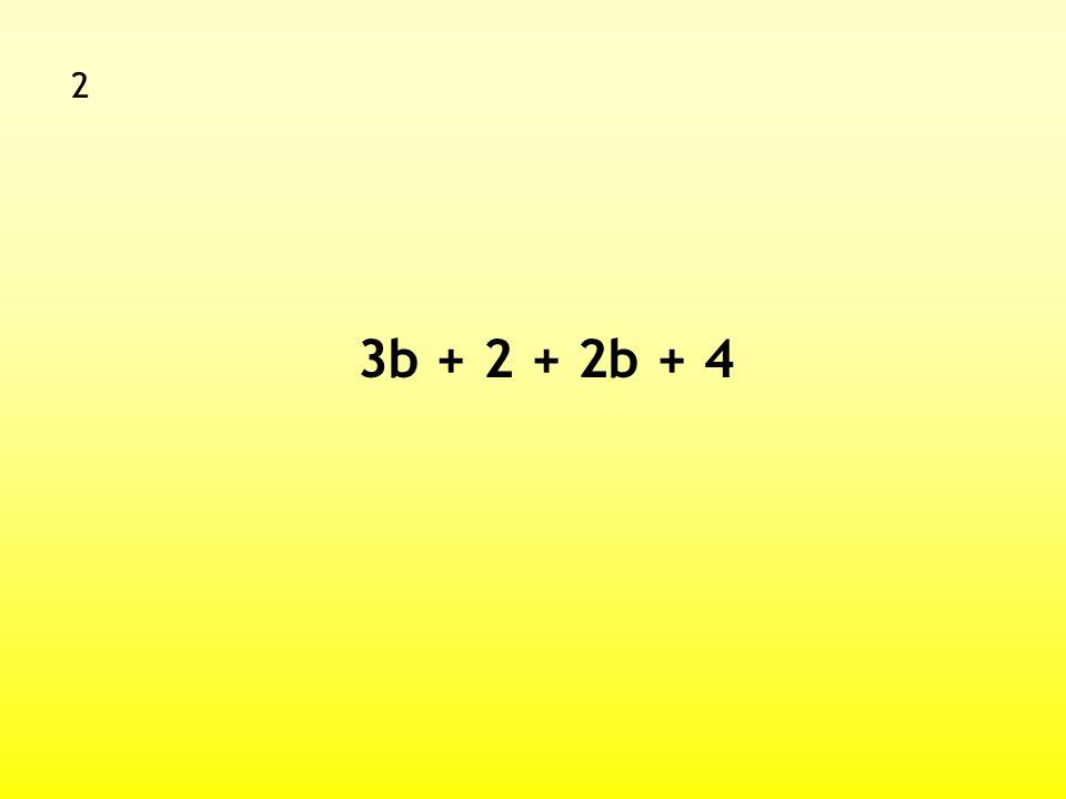 1 3a +5a