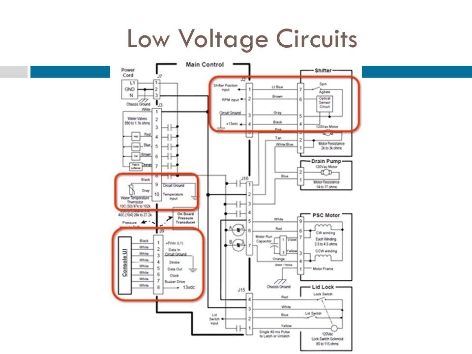 Low Voltage Circuits
