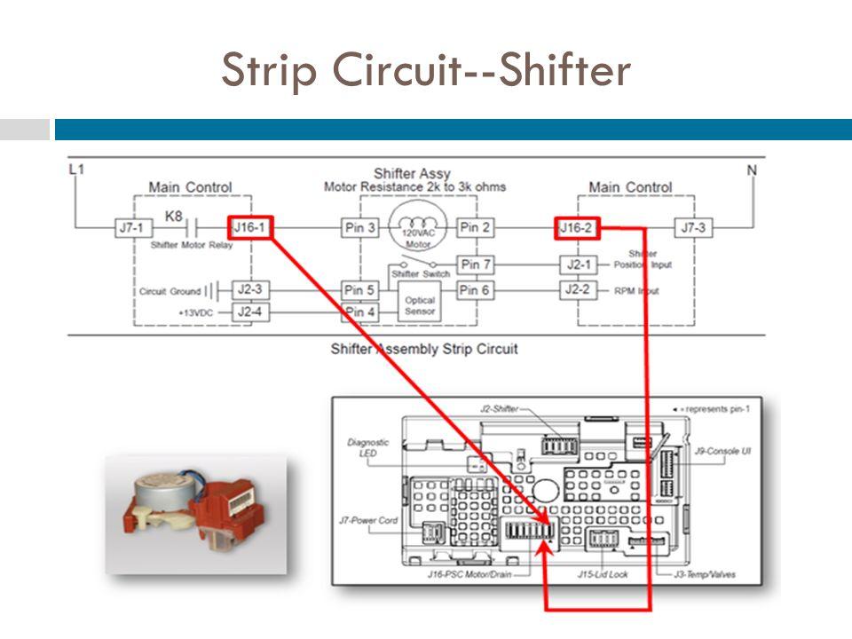 Strip Circuit--Shifter