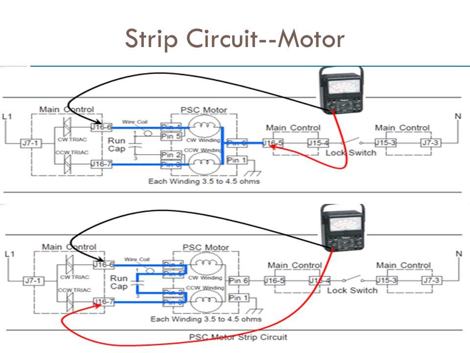Strip Circuit--Motor