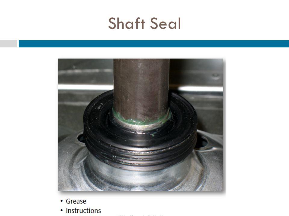 Shaft Seal
