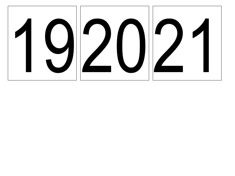 19 2021