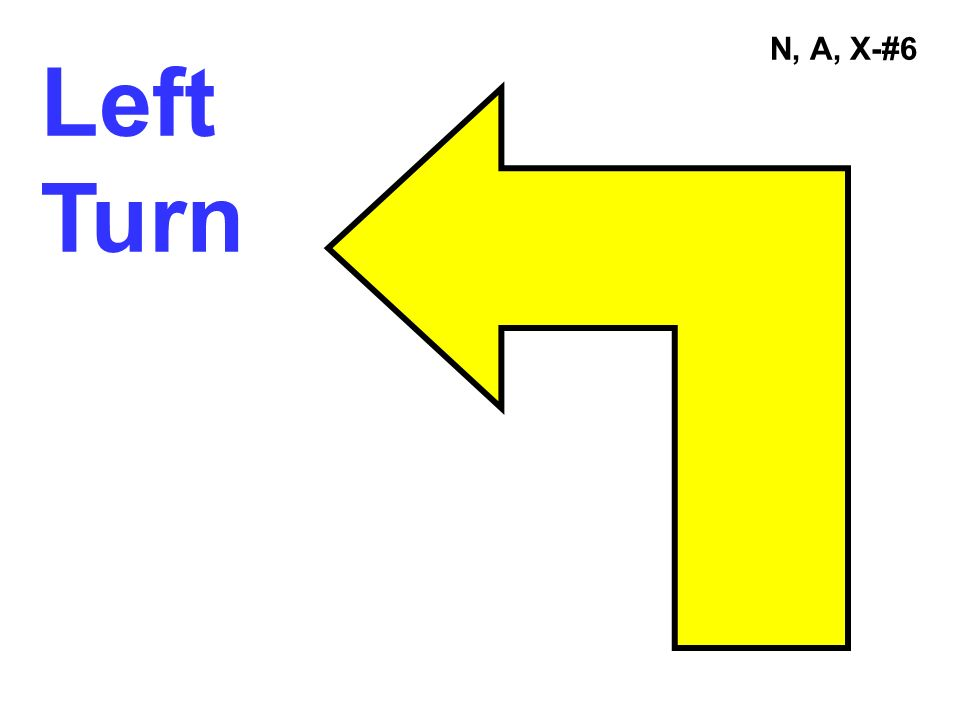 NR 7 DOUBLE LEFT ABOUT TURN